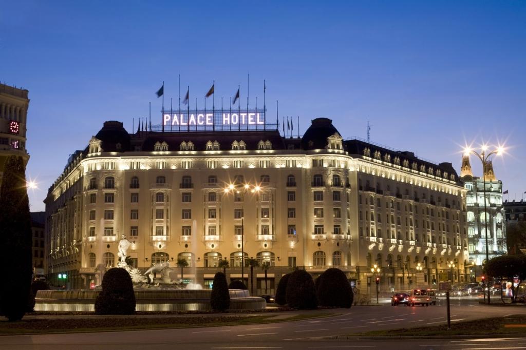 Westin Palace 5* en Madrid - Hotel de ciudad en España